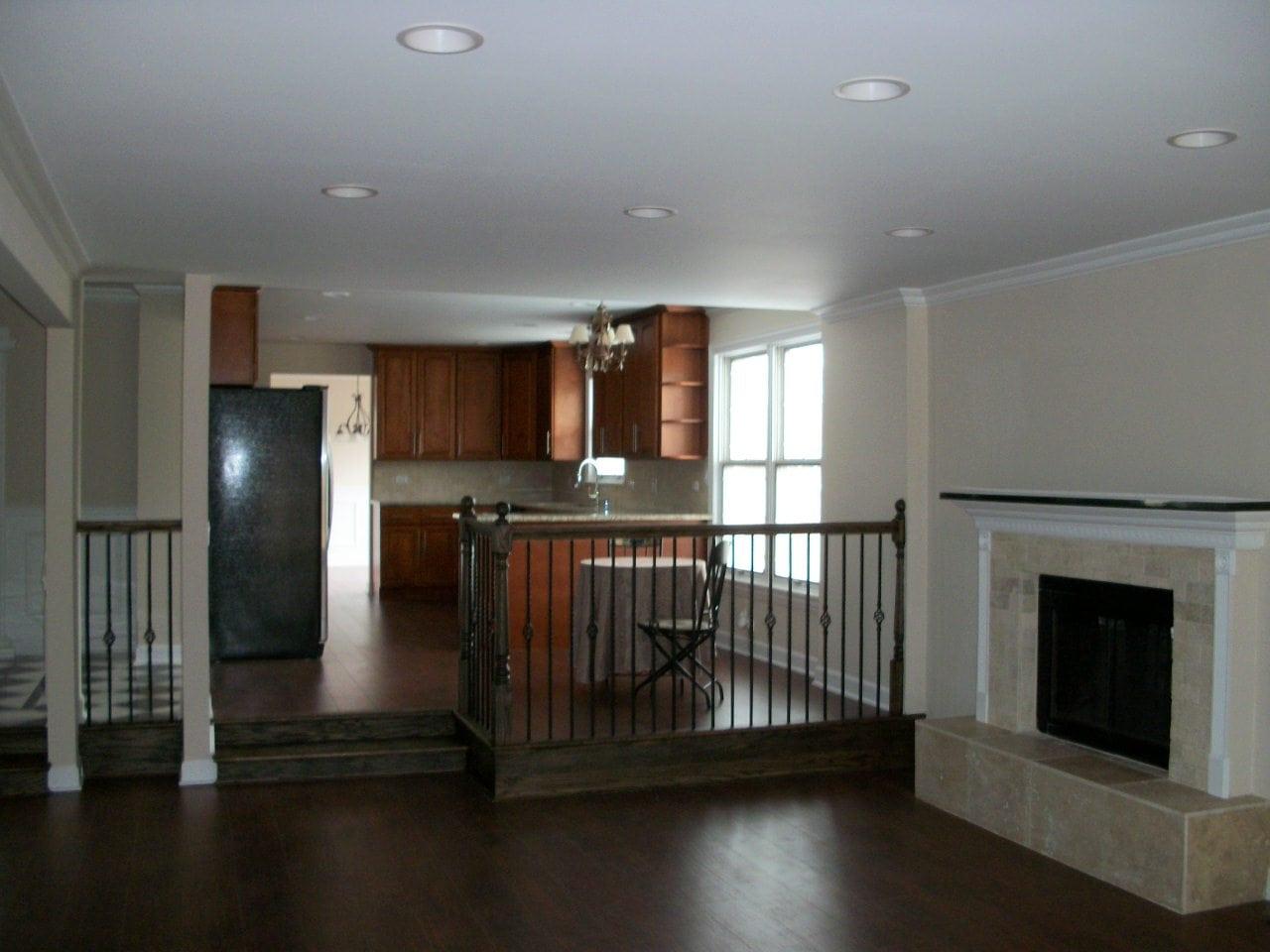 Mount Prospect - after - kitchen